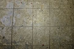 Stamped concrete floor Stock Photos