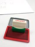 Stampers urgentes Fotografia de Stock