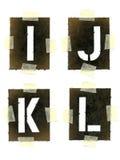 Stampini Fotografia Stock Libera da Diritti