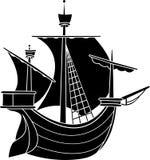 Stampino dell'imbarcazione di navigazione Fotografie Stock