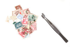 Stamps Royalty Free Stock Image