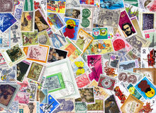 Stamps_3 Stockbilder
