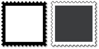 Stamps to fill Royalty Free Stock Photo