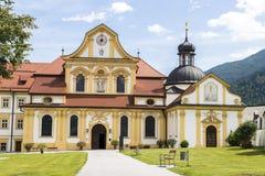 Stams, Austria Fotografía de archivo libre de regalías