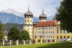 Stams, Austria Fotos de archivo libres de regalías