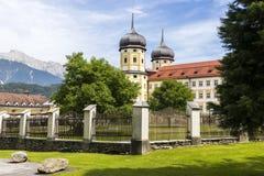 Stams, Austria Imagenes de archivo