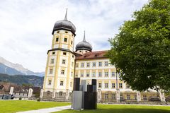 Stams, Austria Foto de archivo