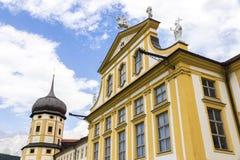 Stams, Austria Imagen de archivo libre de regalías