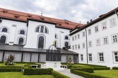 Stams, Austria Fotografía de archivo