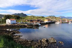 Stamsund Royalty Free Stock Images