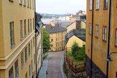 stan gamla Fotografering för Bildbyråer