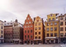 stan gamla Royaltyfri Bild
