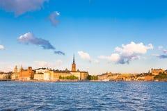 Stan Gamla, Stockholm, Sverige, Skandinavien, Europa Arkivfoton