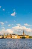 Stan Gamla, Stockholm, Sverige, Skandinavien, Europa Royaltyfria Foton