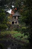 Stan Hywet. Hall and Gardens Stock Photo