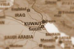 Stan Kuwejt zdjęcia royalty free