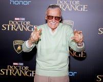 Stan Lee Fotografía de archivo libre de regalías