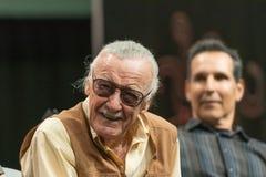 Stan Lee American-Comic-Buch-Verfasser Lizenzfreies Stockfoto