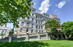 Stan Nowy Jork Capitol budynek, Albany Obraz Stock