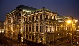 Wiedeń opera Zdjęcie Stock