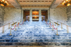Stan Washington Capitol budynek obrazy royalty free