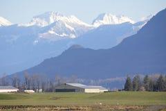 Stan Washington Uprawiać ziemię Fotografia Royalty Free