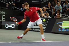 Stan Wawrinka (SUI) Royalty Free Stock Photography