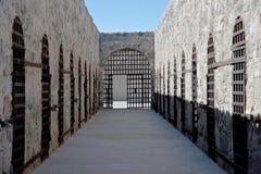 stan więźniarski yuma Fotografia Royalty Free