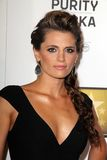 Stana Katic at the Second Annual Critics' Choice Television Awards, Beverly Hilton, Beverly Hills, CA 06-18-12 Royalty Free Stock Image