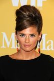Stana Katic at the Women In Film Crystal + Lucy Awards 2012, Beverly Hilton Hotel, Beverly Hills, CA 06-12-12 Stock Image