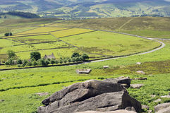 Stanage Edge Stock Images