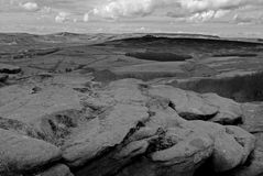 Stanage Edge Royalty Free Stock Image