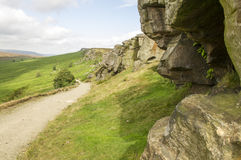 Stanage Edge Stock Photos