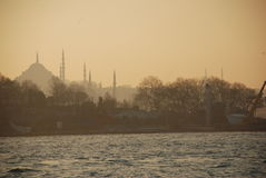 İstanbul is not Constantinopolis Royalty Free Stock Photography