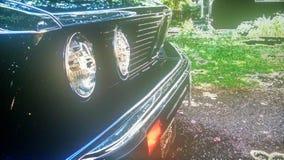 Stanced BMW e28 Zdjęcie Royalty Free