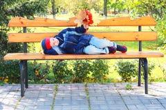 stanco per attendere Fotografie Stock Libere da Diritti