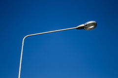 Stand alone lighting post Stock Photo