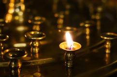 Stand for candles Royalty Free Stock Images