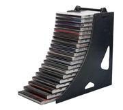 Stand for CD stock images