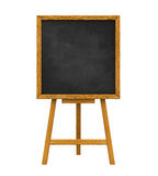 Stand Chalkboard Royalty Free Stock Images