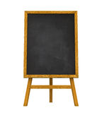 Stand Chalkboard Stock Photography