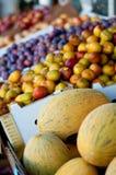 Stand de fruit Images stock