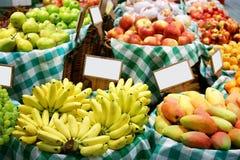 Stand de fruit Photo stock