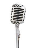 stand de microphone Photo libre de droits
