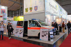 The stand of Hessen Stock Photos