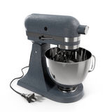 Stand Mixer on White Background Royalty Free Stock Photography