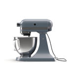 Stand Mixer  on White 3D Illustration Stock Photos