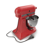 Stand Mixer  on White 3D Illustration Stock Photo