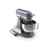 Stand Mixer  on White 3D Illustration Stock Photos