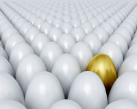 Stand out from the crowd Stock Photos